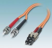 Nuevos cables patch zipcord con fibra OM1